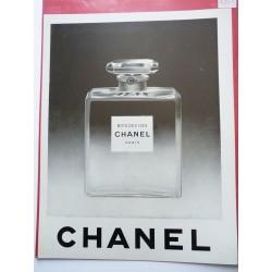 Ancienne publicité originale noir & blanc N°5 de Chanel 1951