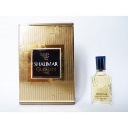 Ancienne miniature de parfum Shalimar de Guerlain