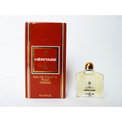 Miniature de parfum Héritage de Guerlain