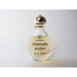Ancienne miniature Chamade de Guerlain goutte G6
