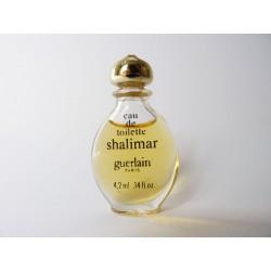 Ancienne miniature Shalimar de Guerlain goutte G6