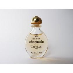Ancienne miniature Chamade de Guerlain goutte G7