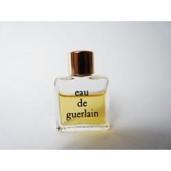 Ancienne miniature Eau de Guerlain 1974