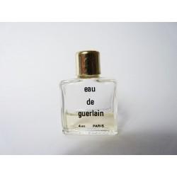 Ancienne miniature Eau de Guerlain 1980