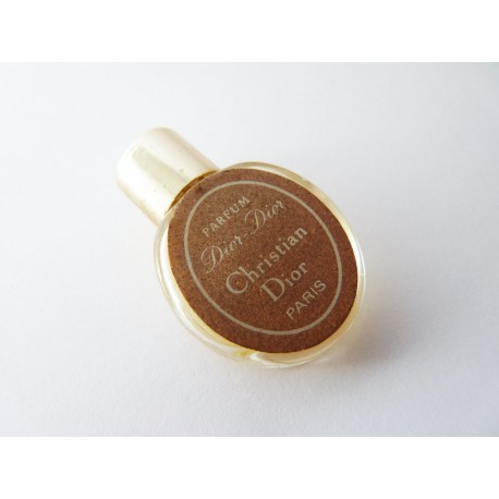 Miniature de parfum pastille Dior Dior de Christian Dior