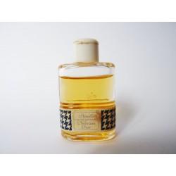 Ancienne miniature de parfum Diorella de Christian Dior