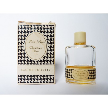 Miniature de parfum Miss Dior de Christian Dior