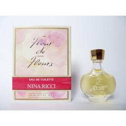 Miniature de parfum amphore Fleur de Fleurs de Nina Ricci