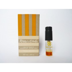 Miniature de parfum Ricci Club de Nina Ricci