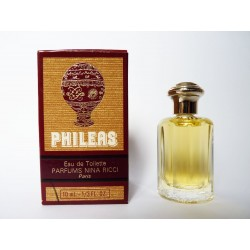 Miniature de parfum Phileas de Nina Ricci