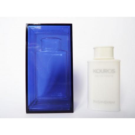 Miniature de parfum Kouros de Yves Saint Laurent édition limitée