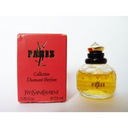 Miniature de parfum Paris de Yves Saint Laurent