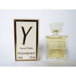 Miniature de parfum YSL Pour Homme de Yves Saint Laurent