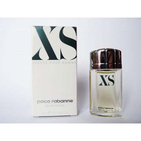 Miniature de parfum XS pour Homme de Paco Rabanne