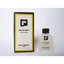 Miniature de parfum Eau de Sport de Paco Rabanne