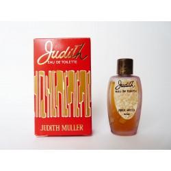 Miniature de parfum ancienne Judith de Judith Müller