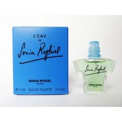 Miniature de parfum l'Eau de Sonia Rykiel