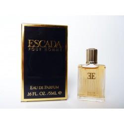 Miniature de parfum Escada pour Homme