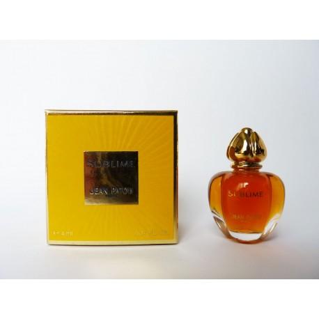 Miniature de parfum Sublime de Jean Patou