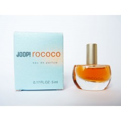 Miniature de parfum Rococo de Joop!