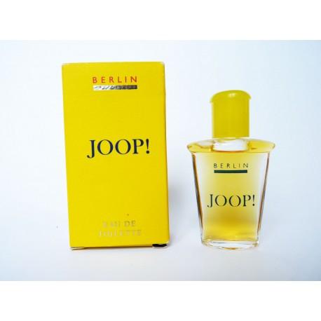 Miniature de parfum Berlin de Joop!