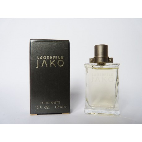Miniature de parfum Jako de Karl Largerfeld