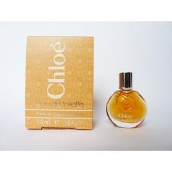 Miniature de parfum Chloé de Karl Largerfeld