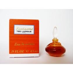 Miniature de parfum Fantasme de Ted Lapidus
