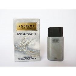 Miniature de parfum Lapidus pour homme de Ted Lapidus