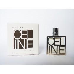 Miniature de parfum Céline Homme