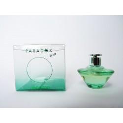 Miniature de parfum Paradox Green de Jacomo