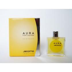 Miniature de parfum Aura de Jacomo