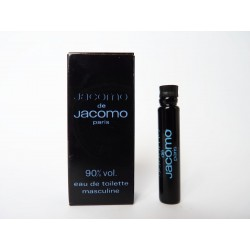 Echantillon de parfum Jacomo de Jacomo