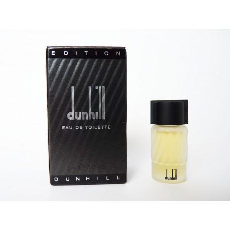 Miniature de parfum Dunhill