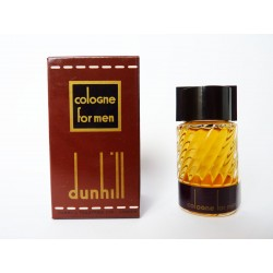 Ancienne miniature Cologne for Men de Dunhill