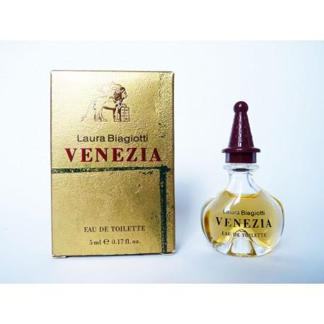Miniature de parfum Venezia de Laura Biagiotti