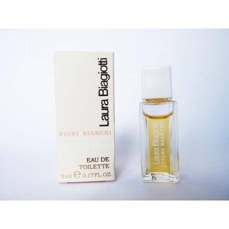 Miniature de parfum Fiori Bianchi de Laura Biagiotti