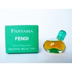 Miniature de parfum Fantasia de Fendi