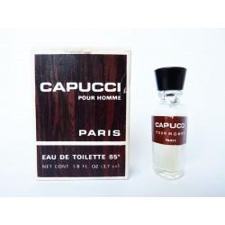 Miniature de parfum Capucci pour Homme de Capucci