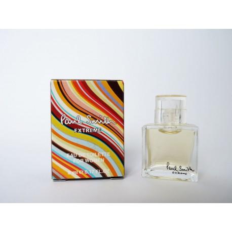 Miniature de parfum Paul Smith Extreme Women