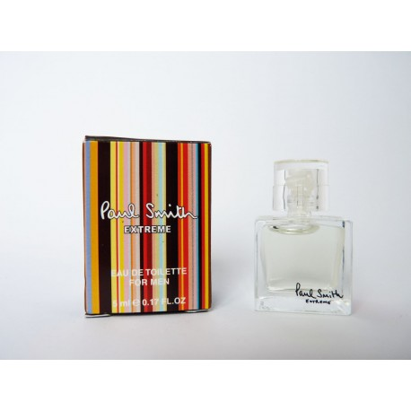 Miniature de parfum Paul Smith Extreme Men