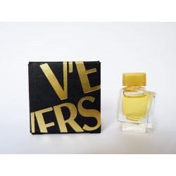 Miniature de parfum V'E de Versace