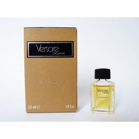 Miniature de parfum L'Homme de Versace