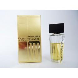 Miniature de parfum Weil de Weil