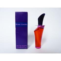 Miniature de parfum Rose Cardin de Pierre Cardin