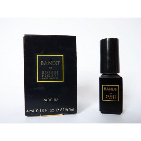 Miniature de parfum Bandit de Robert Piguet