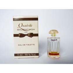 Miniature de parfum Quadrille de Balenciaga