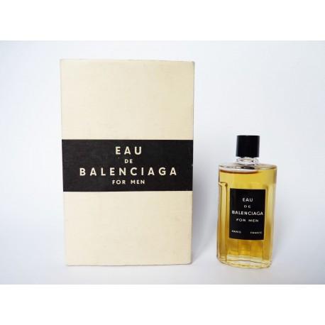 Ancienne miniature de parfum Eau de Balenciaga for Men