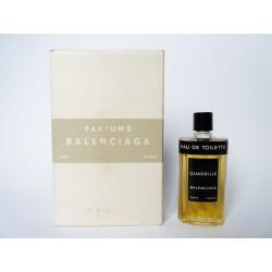 Ancienne miniature de parfum Quadrille de Balenciaga