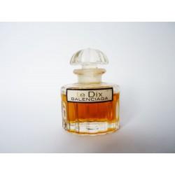 Miniature ancienne Le Dix de Balenciaga